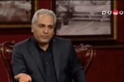 ببینید | سوال جنجالی مهران مدیری از قهرمان رالی کشور