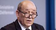 گفتگوی وزیرخارجه فرانسه با گروسی در مورد ایران