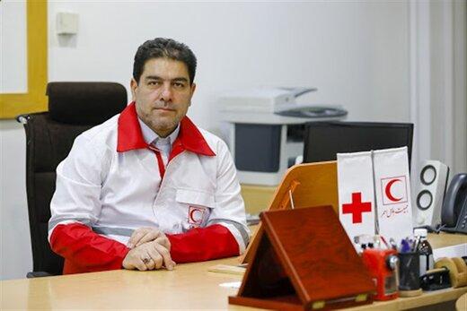 رئیس هلال احمر: یک میلیون واکسن آنفلوآنزا وارد کشور میشود