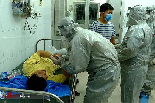 نگرانی از بستری بیماران جوان و میانسال در مازندران