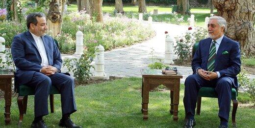 عراقجي يؤكد استمرار دعم ايران لجهود السلام في افغانستان