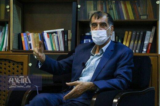 کل کل باهنر با وزیر اطلاعات درباره احمدی نژاد /رئیس جمهور عاقل که نباید ۱۶ ساعت بدود