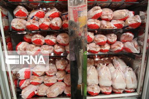 میانگین قیمت مرغ در خرده فروشی چقدر است؟