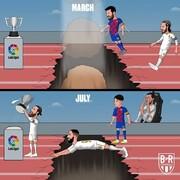 ببینید بارسلونا اینجوری جام رو از دست داد!