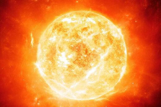 ببینید | نزدیک ترین تصاویر از خورشید