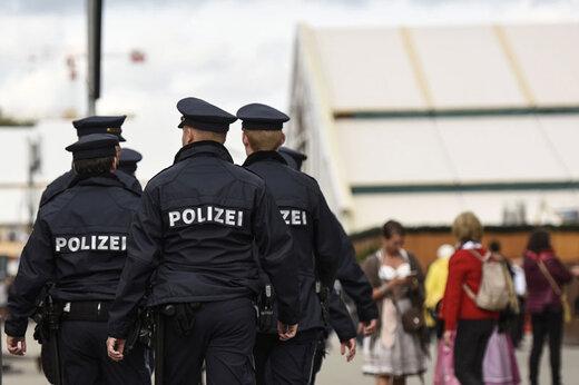 ببینید | شلیک پلیس آلمان به سمت راننده خاطی