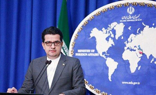 موسوي: ايران على استعداد للوساطة بين ارمينيا وجمهورية آذربيجان