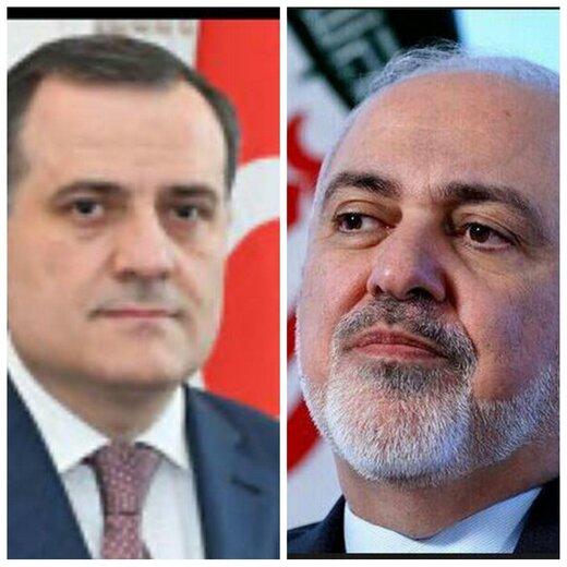 ظریف به وزیر خارجه جدید آذربایجان چه گفت؟