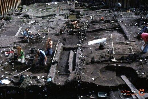زوج نروژی در حین تعمیر خانه شان، قبر یک وایکینگ را کشف کردند!