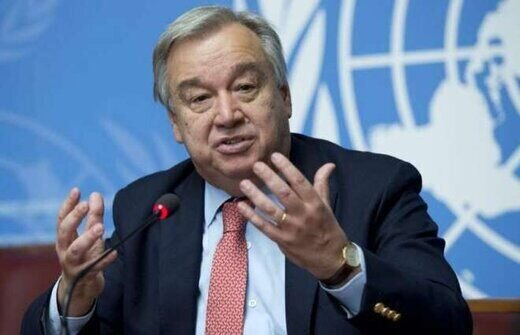 UN Chief calls for building more sustainable and equitable world
