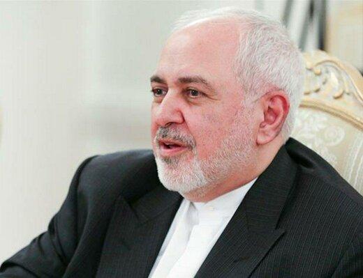 ظريف في بغداد : سنبحث في ملف شهادة الفريق سليماني مع المسؤولين العراقيين
