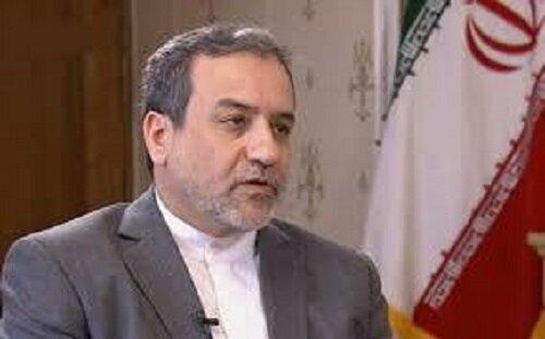 پاسخ عراقچی به ادعای حضور طالبان در ایران
