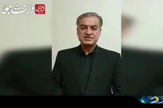 ببینید | مدل تکذیب مصاحبه تلویزیونی آقای نماینده توسط خودش/احمدی بیغش:نظر شخصیام بود و بی ارزش!