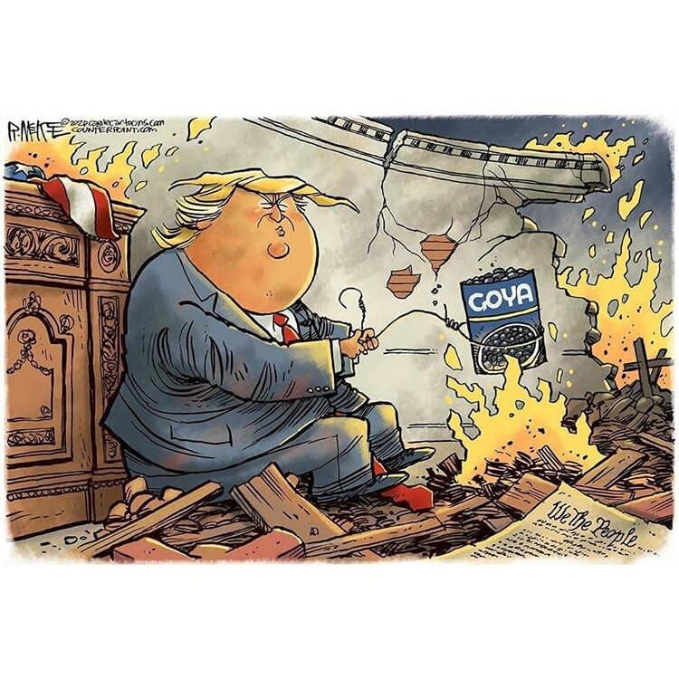 اینم آخرین چیزی که برای ترامپ خواهد ماند!