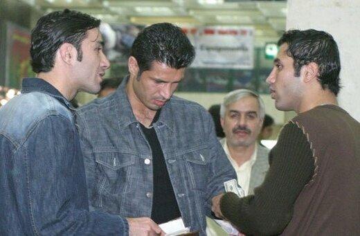 اقدام عجیب علیه علی دایی و گل محمدی در تیم ملی!