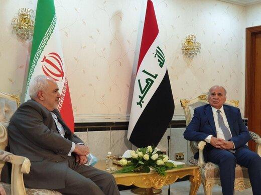 دور اول گفتگوهای وزرای خارجه ایران و عراق