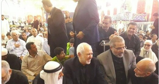 واکنش مردم عراق نسبت به سفر ظریف به این کشور چه بود؟