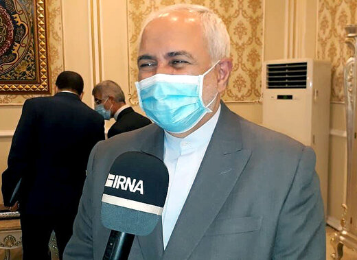 Iran FM acknowledges Iraqi role in Persian Gulf security