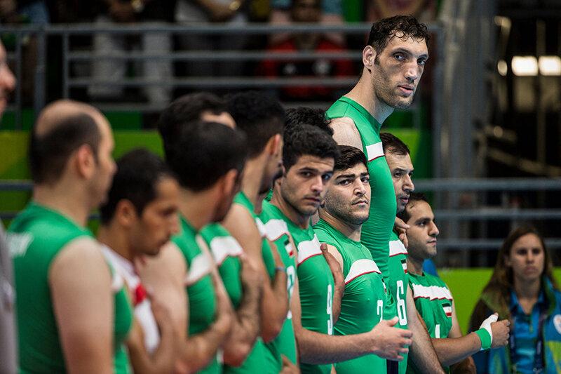 مرتضی مهرزاد، مرد ممتاز پارالمپیک