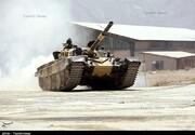 اینجا سرزمین تانکها و نفربرهای سپاه پاسداران است /در مرکز بازسازی زرهی شهید زین الدین چه می گذرد؟ +تصاویر