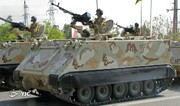 ضربه کاری ایران به تانک های منافقین /خودروهای زرهی ایران در دوران دفاع مقدس را ببینید و بشناسید+ تصاویر
