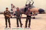 ببینید | فیلمی دیده نشده از شهید عباس دوران و شهید یاسینی قبل از عملیات در خاک عراق