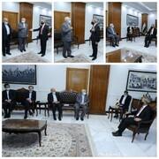 در دیدار رئیس شورای عالی قضایی عراق با ظریف درباره شهادت سردار سلیمانی چه گذشت؟