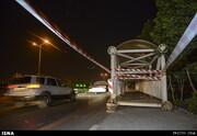 دستگیری سارقانی که حتی به پلهای عابر پیاده هم رحم نکردند