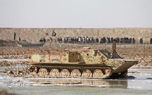 تأکید سردار کبیری بر اخذ غرامت جنگی از عراق