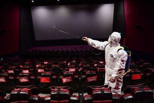 سالنهای سینما و کنسرت در کالیفرنیا باز شدند
