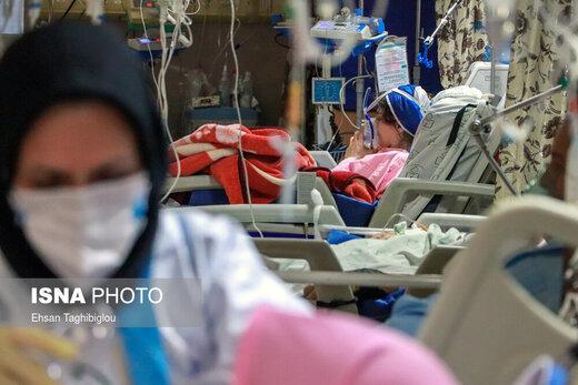 آخرین آمار از کرونا در ایران: ۲۱۷ نفر جان خود را از دست دادند