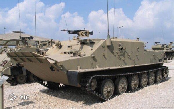 خودروهای زرهی موثر در دوران دفاع مقدس/
