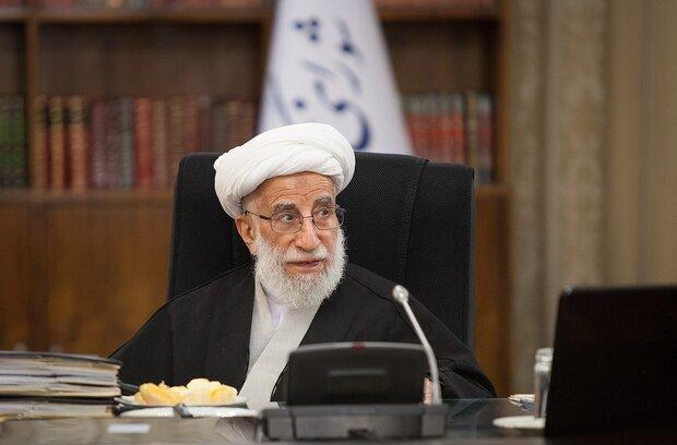 نگرانی آیت الله جنتی از موج جدید کرونا در ایران و مشکلات اقتصادی مردم