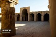 ببینید | تصاویری دیدنی از قدیمیترین مسجد ایران