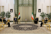 President Rouhani: Alien forces cannot disrupt Iran-Iraq friendly ties