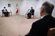 دروغ بیبیسی فارسی درباره محل ملاقات رهبر انقلاب با نخست وزیر عراق برملا شد +عکس
