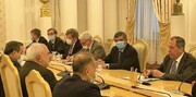 ابراز خرسندی ظریف از ایستادگی روسیه در مقابل اقدامات آمریکا