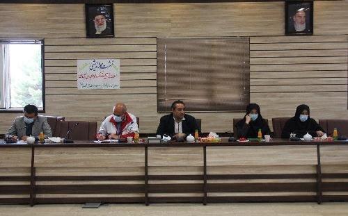 تشکیل اتاق فکر اعضای داوطلبان در قزوین