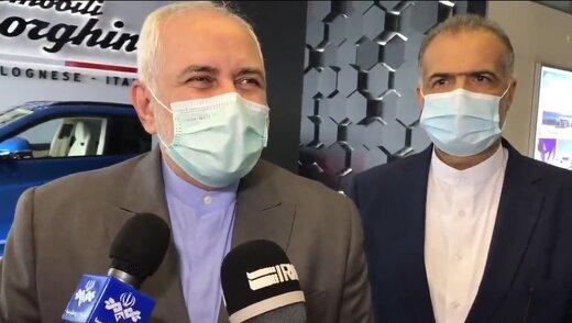 FM Zarif: Renewing Iran's 20-year agreement with Russia on agenda