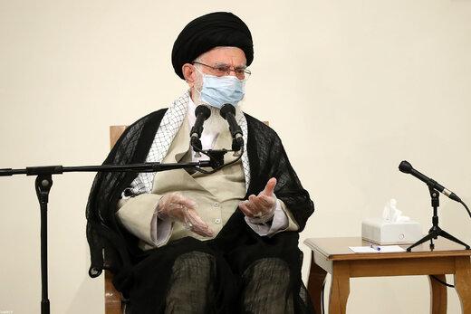 قائد الثورة الاسلامية يدين اساءة صحيفة فرنسية للنبي الاكرم (ص)