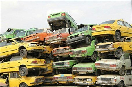 گزارش تاپ/ کاهش مصرف سوخت و آلودگی هوا با اسقاط وسایل نقلیه فرسوده