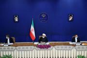 الرئيس روحاني يؤكد ضرورة الالتزام بالتعليمات الصحية للوقاية من كورونا