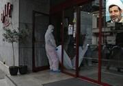 جسد قاضی منصوری به پزشکی قانونی تحویل داده شد