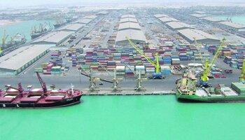 Neighbors increase transit of goods via Iran's Chabahar