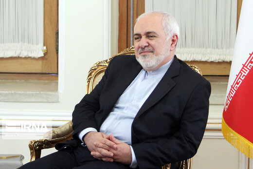 "Zarif: US, Israel nukes threaten ""our region"""