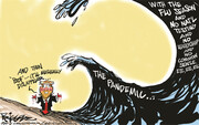 آخرین وضعیت ترامپ در هجوم کرونا رو ببینید!