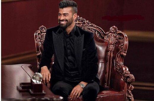 ببینید | رامین رضاییان و صحبت هایش در خصوص اشکهایش برای فیلم ترکیه ای!
