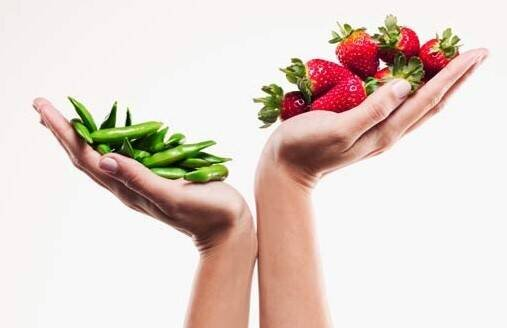 اگر میخواهید لاغر شوید، با این روشها غذایتان را با دست اندازهگیری کنید