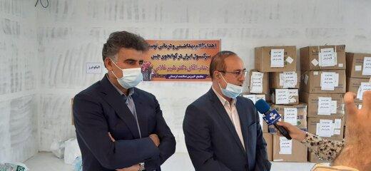 توزیع ۲ میلیارد تومان اقلام بهداشتی در مراکز درمانی لرستان با کمک خیران