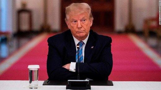 ترامپ خود را با لینکلن مقایسه کرد